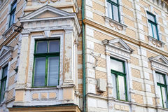 Antique building in Oradea`s dowtown Royalty Free Stock Images
