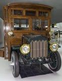 Antique Bus Royalty Free Stock Photo