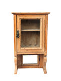 Antique cabinet royalty free stock photography