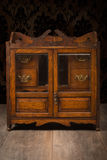 Antique Cabinet Royalty Free Stock Photos