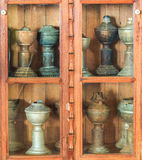 Antique cabinet Stock Photography