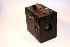Antique Camera - 1. Old Camera Royalty Free Stock Image