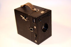 Antique Camera - 2. Old Camera Royalty Free Stock Photo