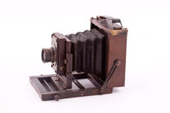 Antique camera Royalty Free Stock Photography