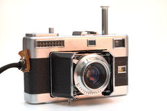 Antique camera. It is a antique camera.Voigtlaender, vitessa L Royalty Free Stock Photography
