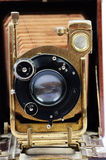 Antique camera Royalty Free Stock Image
