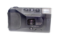 Antique camera Stock Photography