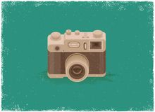 Antique camera Stock Images