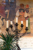 Antique Candelabrum Stock Images