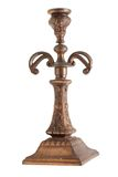 Antique candlestick Royalty Free Stock Photos