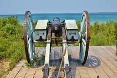 Antique Cannon Stock Images