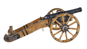 Antique cannon Royalty Free Stock Photos