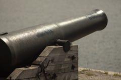 Antique cannon Stock Image