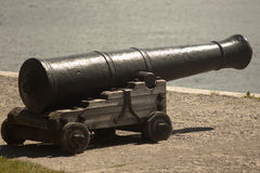Antique cannon Royalty Free Stock Photography