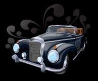 Antique Car stock images
