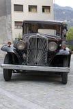 Antique car stock photos