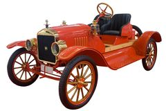 Antique Car royalty free stock photography