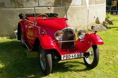 Antique car AERO Royalty Free Stock Photo