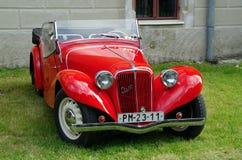 Antique car Aero Stock Photography