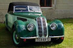 Antique car - BMW Stock Image
