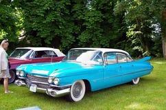 Antique car Cadillac Royalty Free Stock Photo
