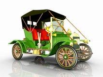Antique Car Stock Photography