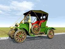 Antique Car Royalty Free Stock Image