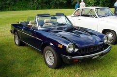 Antique car FIAT Stock Image