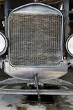 Antique Car Front View Royalty Free Stock Photos