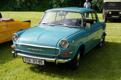 Antique car Škoda Royalty Free Stock Photo