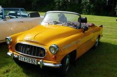 Antique car Škoda Royalty Free Stock Photography