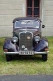Antique car Mercedes Stock Photos