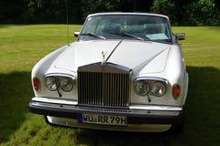 Antique car Mercedes Stock Image