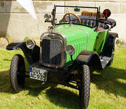 Antique car Opel Stock Image