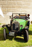 Antique car Opel Royalty Free Stock Image