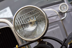 Antique car rally Stock Images