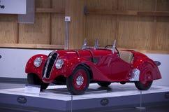antique car red Στοκ Εικόνα