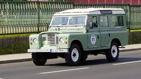 Land Rover LR109 1979 stock images