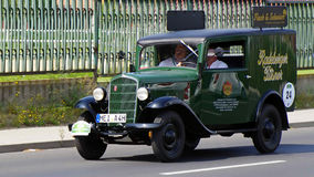 Opel P4 Kastenwagen 1939 Stock Images