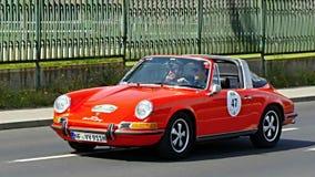 Porsche 911 t Targa 1969 Royalty Free Stock Photography
