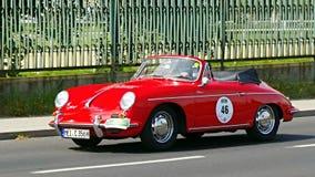 Antique car, Sachsen Classic 2014 Stock Photography