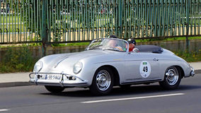 Porsche 356 A 1600 S Speedster 1958 Royalty Free Stock Photo