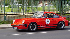 Porsche 911 Carrera 2.7 1975 Stock Photography
