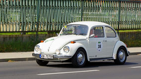 Antique car, Sachsen Classic 2014 Stock Image