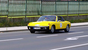 VW Porsche 914 1.8 1974 Stock Photography