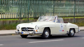 Mercedes-Benz 190 SL 1957 Royalty Free Stock Image