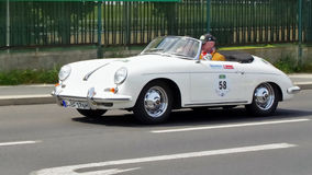 Porsche 356 B Roadster 1960 Royalty Free Stock Image