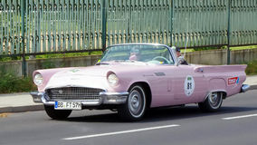 Ford Thunderbird 1957 Royalty Free Stock Photos