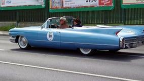 Cadillac Fleetwood Convertible 1960 Stock Image