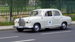 Mercedes-Benz 190, W121 1961 Stock Photos